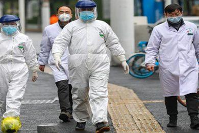 Chinese virus vacine